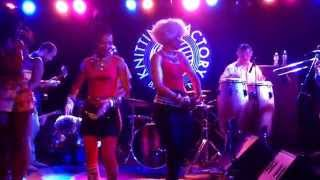 Les Nubians ft. Chop & Quench @knittingfactory