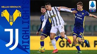 Hellas Verona 1-1 Juventus | Il Verona frena la Juve | Serie A TIM