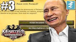WINTERWAR 2.0 [3] Kaiserreich Russia - Hearts of Iron IV