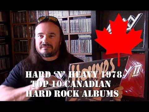 Hard 'n Heavy 1978 - Top 10 Canadian Hard Rock Albums   nolifetilmetal.com
