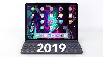 TOP iPad Apps 2019
