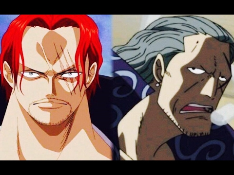 One Piece - Red Hair Pirates