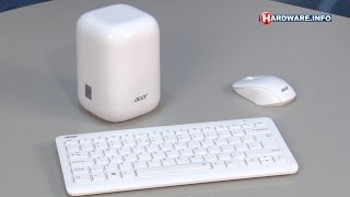 Acer Revo One mini pc review - Hardware.Info TV (Dutch)