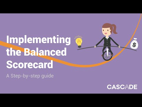How To Implement The Balanced Scorecard