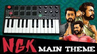 NGK | Main Theme | Saraavan | U1 | Surya