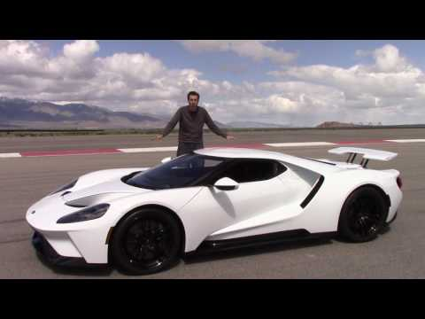 Thumbnail: Here's Why the 2017 Ford GT Is Worth $500,000