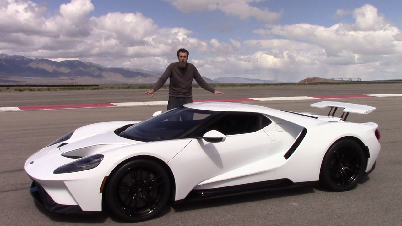 Heres why the 2017 ford gt is worth 500000
