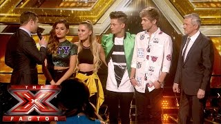 Only The Young's Best Bits | Live Results Week 7 | The X Factor UK 2014