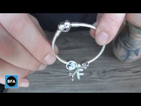 Pandora Heart Clasp Rope Bracelet Review : From Aliexpress