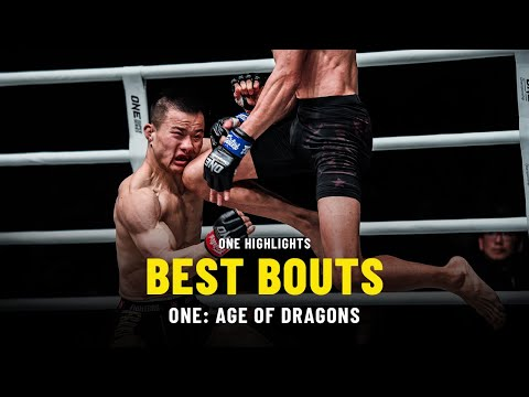 Best Bouts | ONE: AGE OF DRAGONS