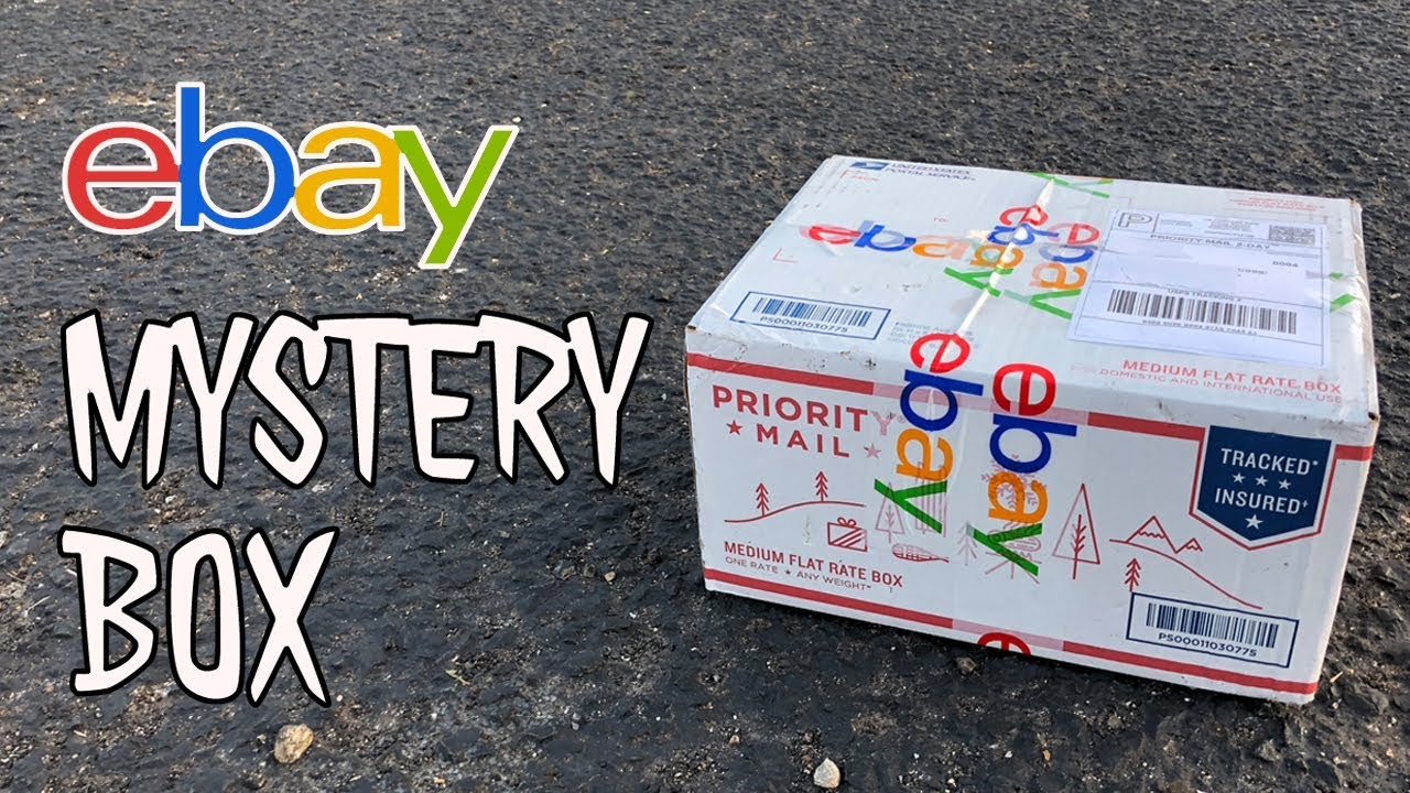 Ebay Mystery Box Unboxing Rare Finds Movies Mystery 100 Real Not Fake Youtube
