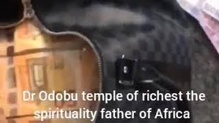 Testimony of the great one spirituality father Chief Odobu
