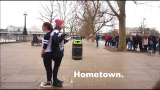 Hometown Twenty One Pilots UNOFFICIAL VIDEO London Pilots