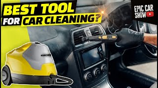 Karcher SC4 steam cleaner review | This one machine every Car Detailer must have!