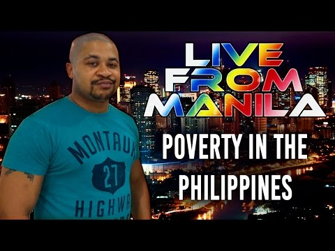 POVERTY IN THE PHILIPPINES   Let's discuss different ways to help   The Podcast