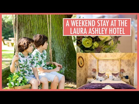 A Weekend Stay At The Stunning Laura Ashley Hotel, Coventry