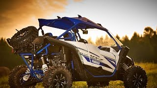 YXZ1000R™ SS - Yamaha Genuine Parts & Accessories