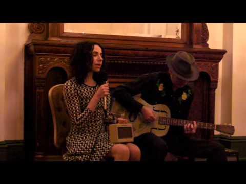 PJ Harvey and John Parish:  California