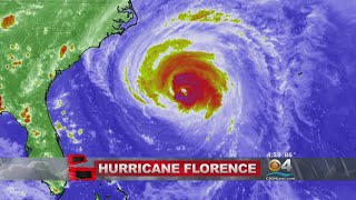 Tracking The Tropics: All Eyes On Florence & Isaac