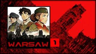 Dzień 1 - Warsaw