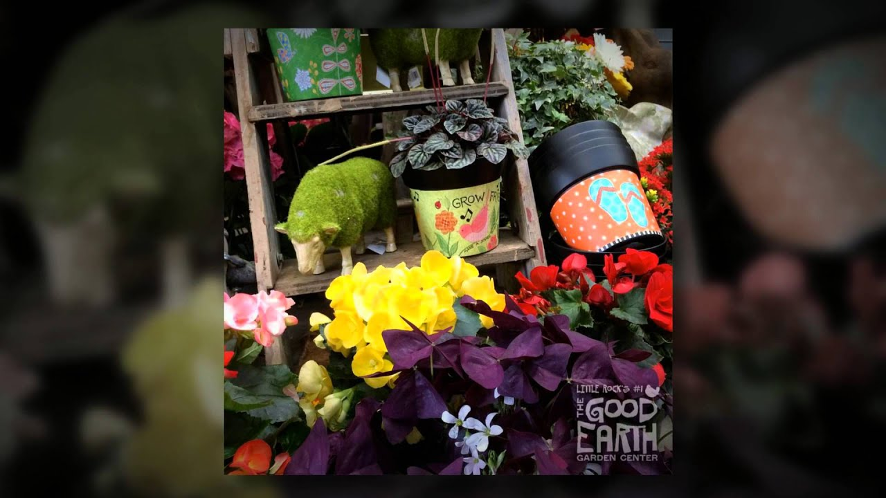 Happy New Year From The Good Earth Garden Center!