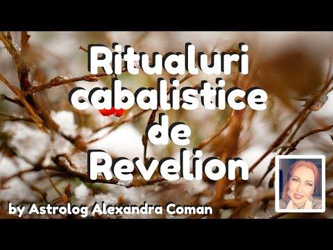 Ritualuri cabalistice de Revelion ~ by Astrolog Alexandra Coman