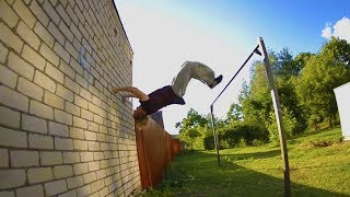 Parkour and Freerunning 2017 - Art of Motion