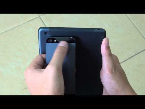 Tinhte.vn - Trên tay iPad mini 3G