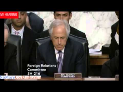 Corker slams Obama & Kerry for