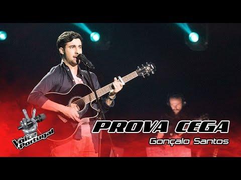 Gonçalo Santos - 'High Hopes' | Prova Cega | The Voice Portugal