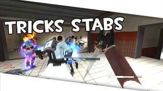 TF2 - Trick Stabs.