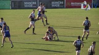 Round 9 Highlights vs North Ballarat