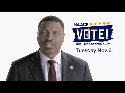 NAACP and Civil Rights Leaders PSA