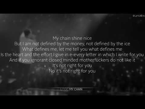 Logic - My Chain (Official Lyrics) - High Quality