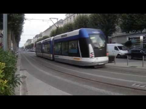 Electric Tram - Caen