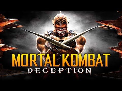 BARAKA DESERVES BETTER! - MK Deception: