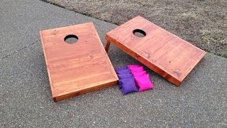 Corn Hole Boards   Part 1 Of 6