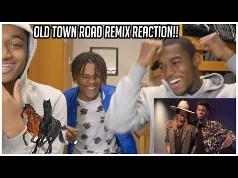 Lil Nas X - Old Town Road (feat. Billy Ray Cyrus) [Remix] REACTION #OLDTOWNROADREMIX #LILNASX