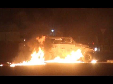اشتباكات في بلدة النويدرات وفاءاً للرموز القادة 22/3/2017 Bahrain