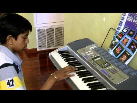 Subhash Ramesh- Kurai Ondrum illai - subhash keyboard performance