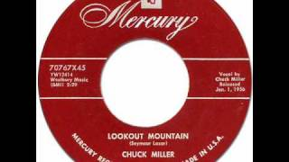 Chuck Miller - Lookout Mountain [Mercury #70767] 1955
