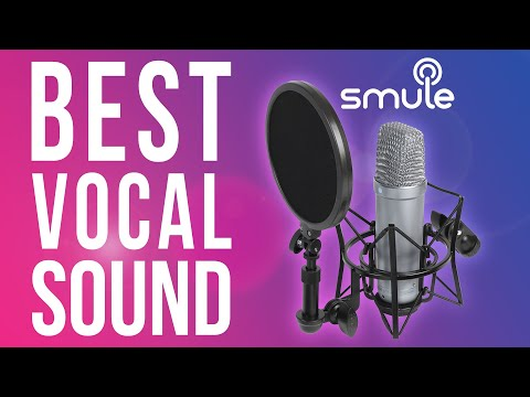 Best Microphone For Smule