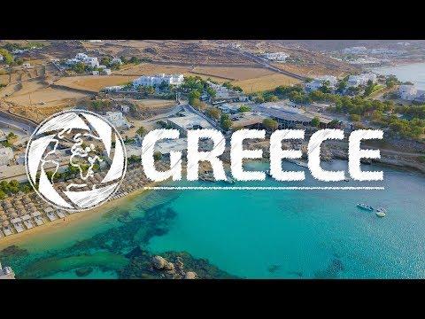 Greece   Athens, Mykonos, Nafplio   4k Travel Video