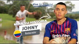 Johnny - 🇨🇴 Colombia 🇨🇴, nos cuenta cómo curó su ansiedad con el método Vive Sin Ansiedad
