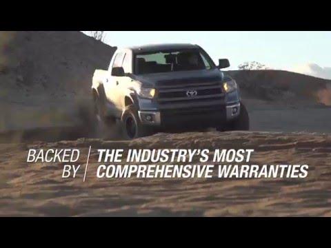 2007-16 Toyota Tundra Performance Long-Travel Suspension