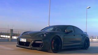 The new TECHART GrandGT based on the Porsche Panamera 2017