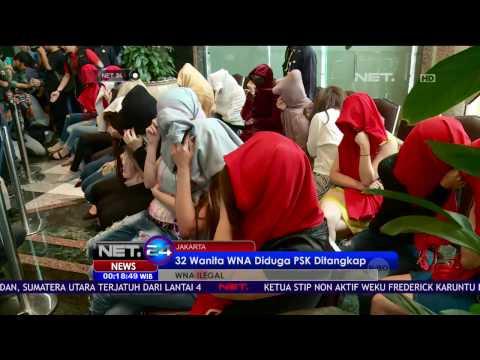 32 WNA Diamankan dari Tempat Hiburan Malam di Jakarta dan Bogor - NET24