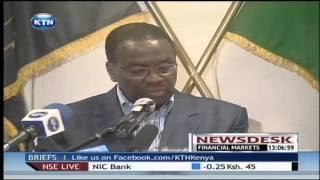 Kenya Chief Justice Mutunga  says Judiciary unaffected by the JSC saga