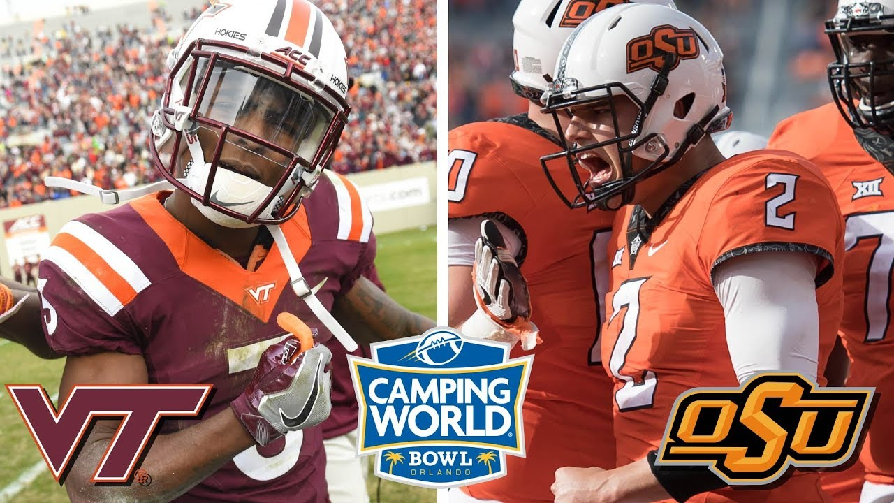 Image result for Virginia Tech vs Oklahoma State live pic logo