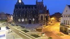 Requalification du parvis de l'église Notre-Dame - Louviers (27) - Time-lapse